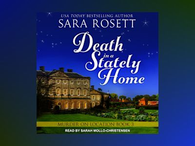 Livre audio Death in a Stately Home - Sara Rosett