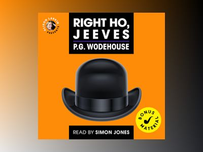 Livre audio Right Ho, Jeeves (Unabridged) - P.G. Wodehouse