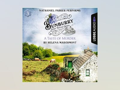 Audio book A Taste of Murder - Bunburry - Countryside Mysteries: A Cosy Shorts Series, Episode 3 (Unabridged)