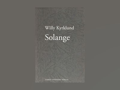 E-Bok Solange - Willy Kyrklund