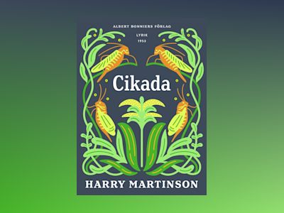 E-Bok Cikada : Dikter - Harry Martinson