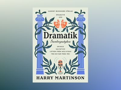 E-Bok Dramatik - Harry Martinson