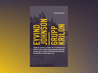 E-Bok Grupp Krilon - Eyvind Johnson