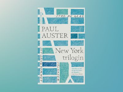 E-Bok New York-trilogin - Paul Auster