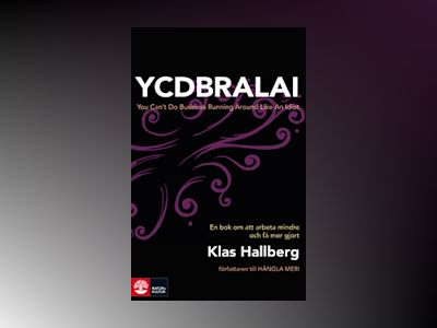 E-bok YCDBRALAI : You Can't Do Business Running Around Like An Idiot