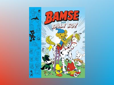 E-bok Bamse och Billy Boy