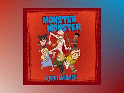 E-Bok Monster Monster - Karatemumien - Johannes Pinter
