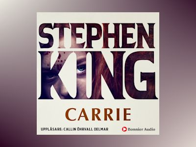 Ljudbok Carrie - Stephen King