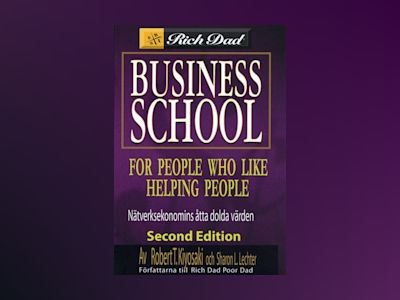 E-bok Business School - For people who like helping people
