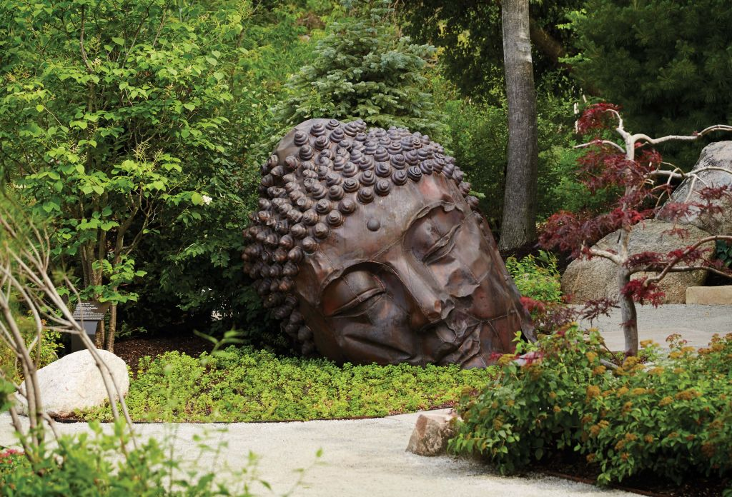 Long Island Buddha at Frederik Meijer Gardens