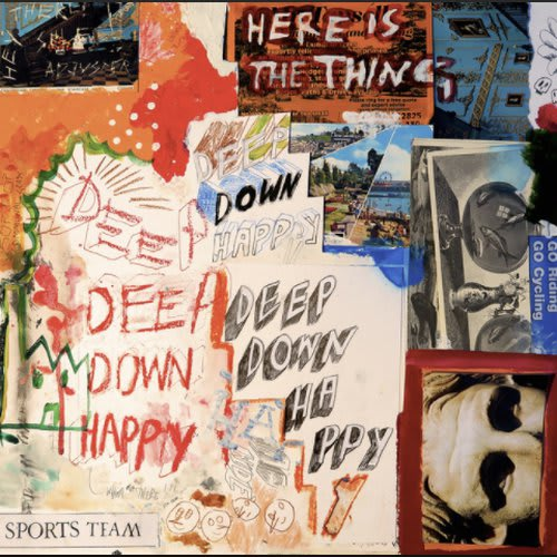 Deep Down Happy by Sports Team