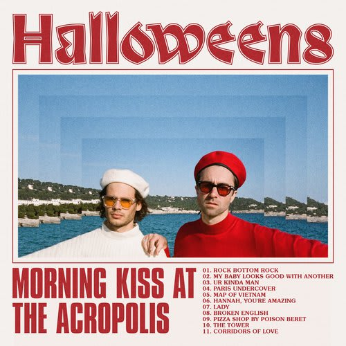 Halloweens - Morning Kiss at the Acropolis by Halloweens