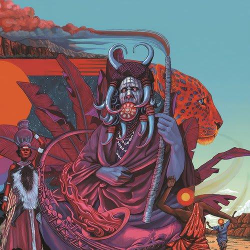 Idris Ackamoor & The Pyramids - Shaman! by Idris Ackamoor & The Pyramids