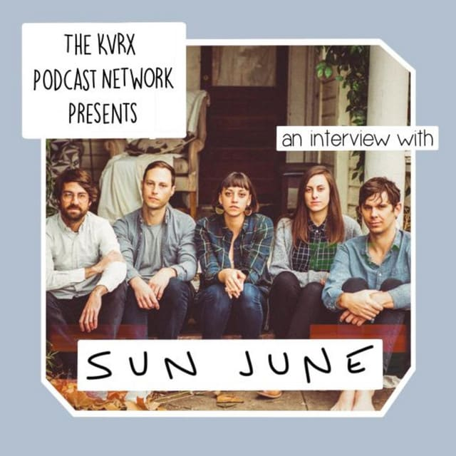 Austin Indie Pop Band, Sun June, on Musical Theatre, Austin Bands, and New Album 'Somewhere'