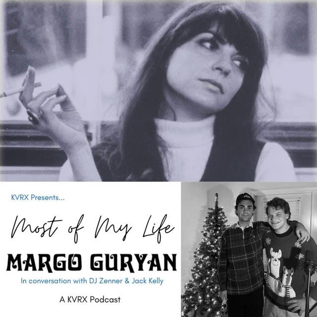 Most of My Life: Margo Guryan in Conversation with DJ Zenner & Jack Kelly