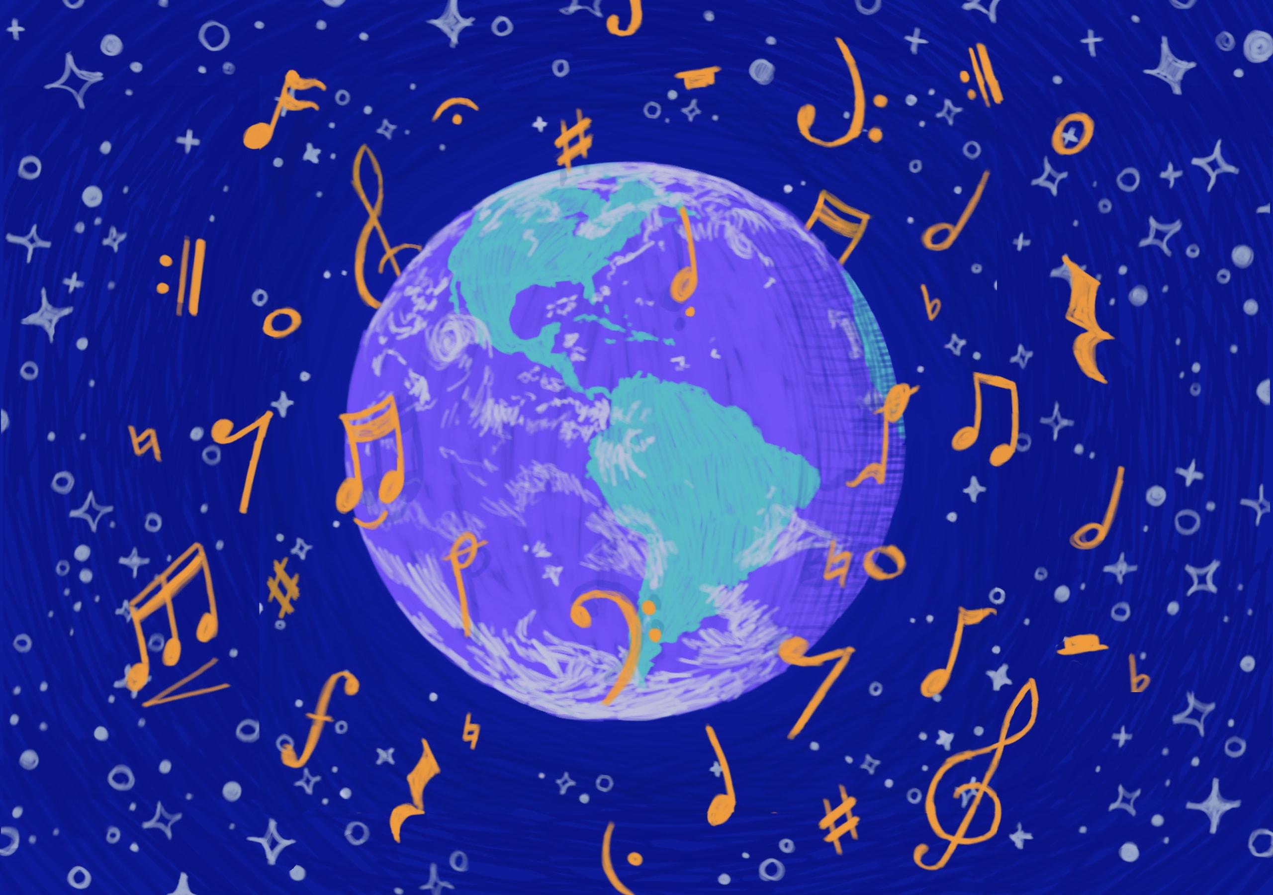Around the World in 25 Minutes