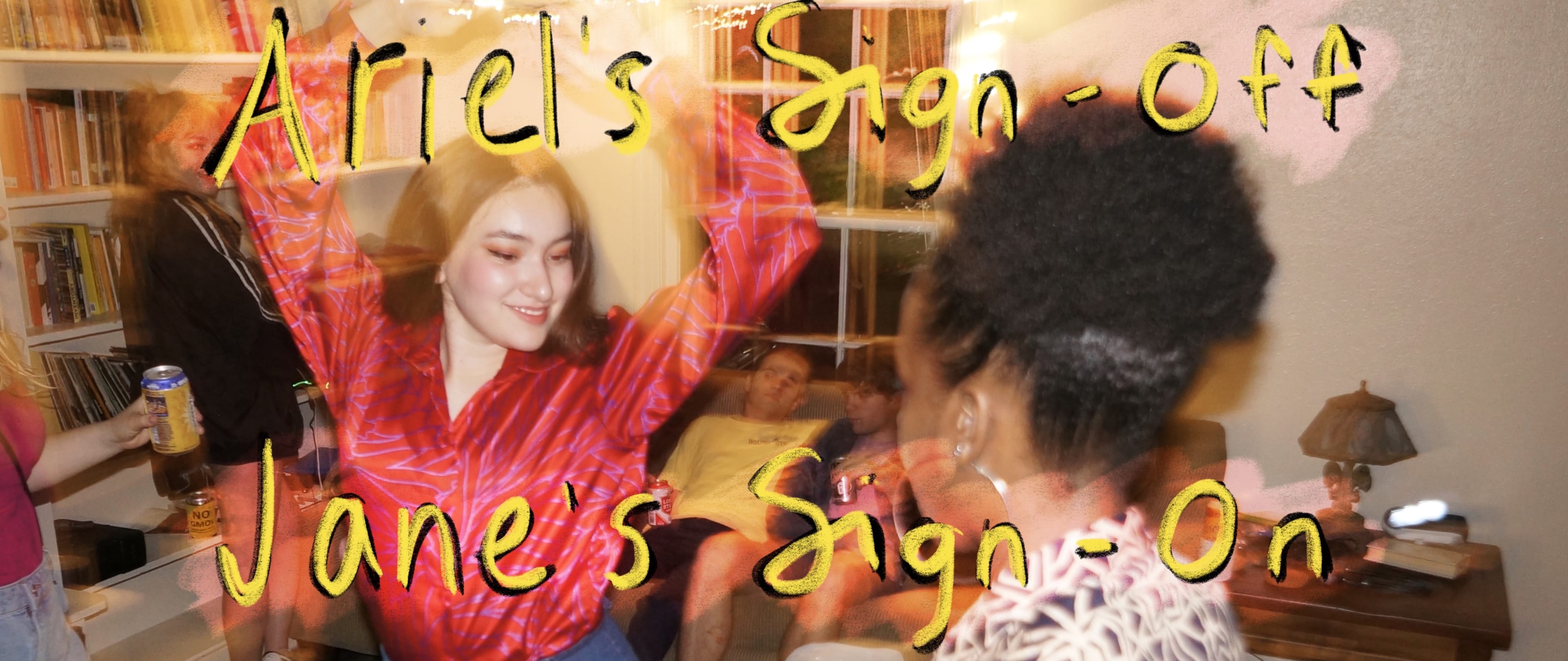 Ariel's Sign-Off, Jane's Sign-On: An Interview between Station Managers