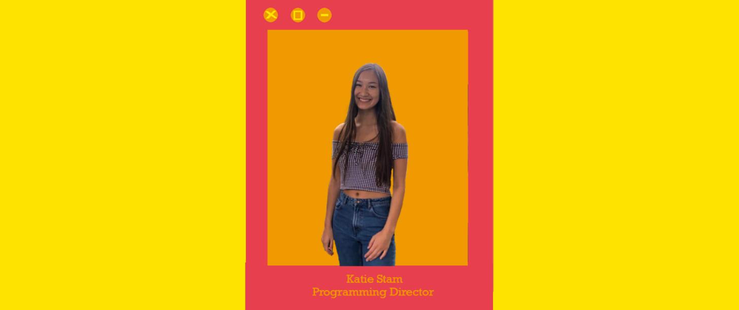 Meet Your Programming Director: Katie Stam