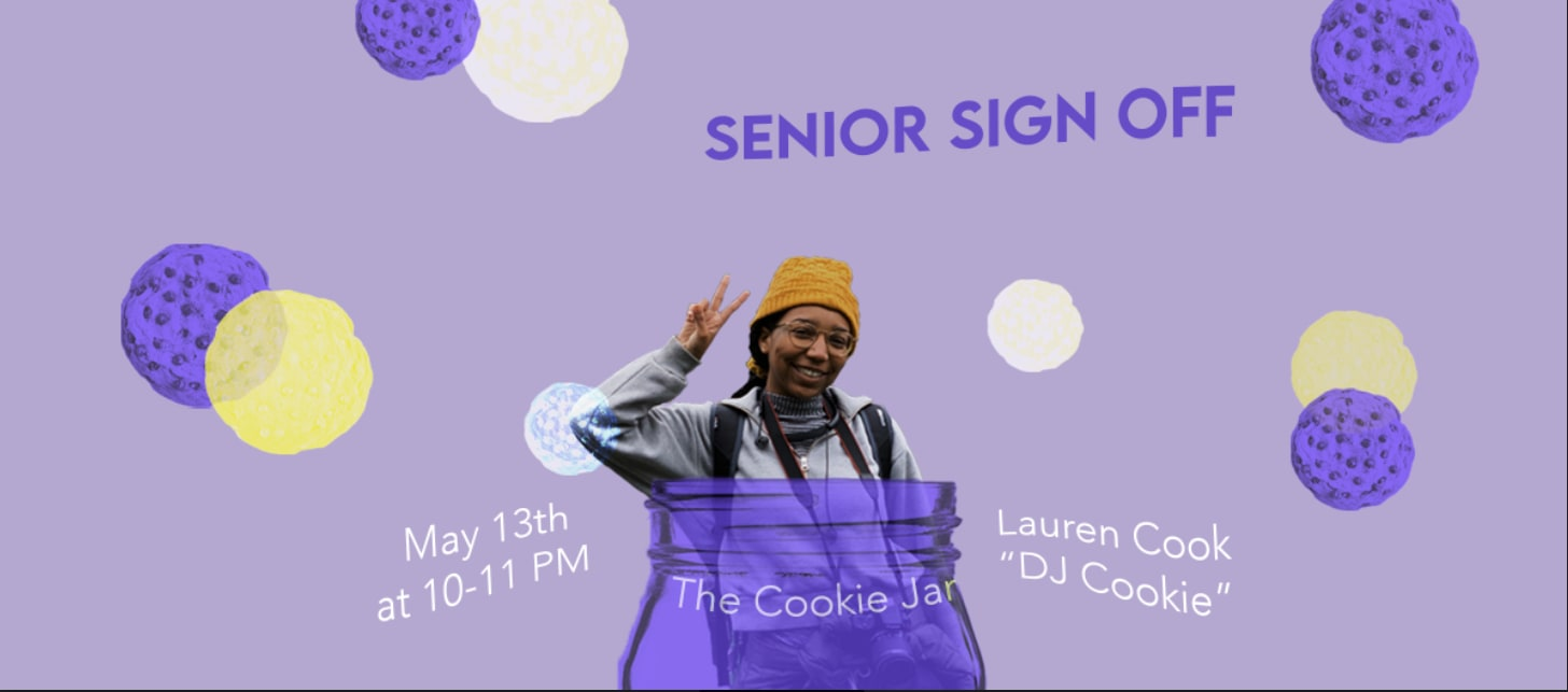 Senior Sign-Off: DJ Cookie