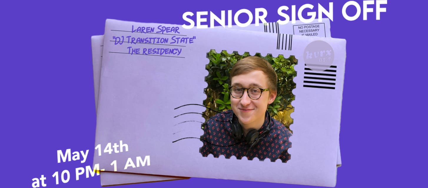 Senior Sign-Off: DJ Transition State