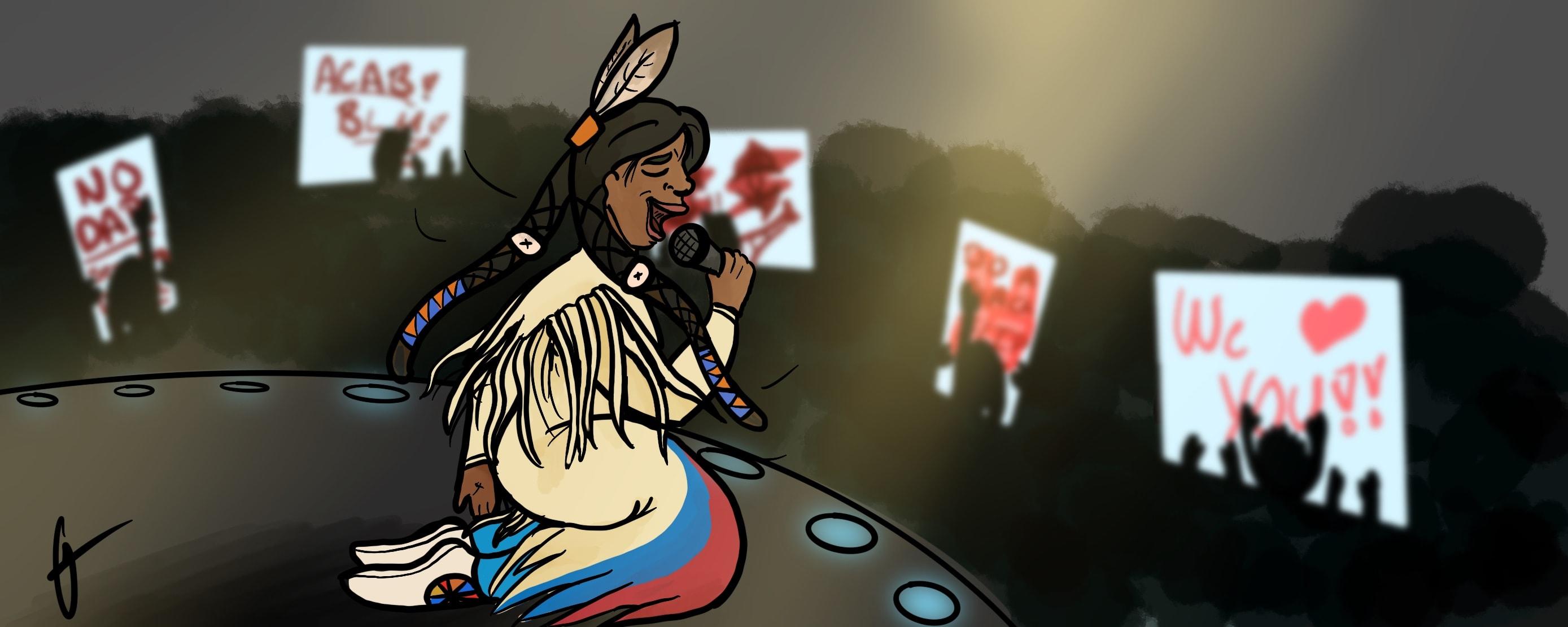 Native American Music in the Contemporary Age