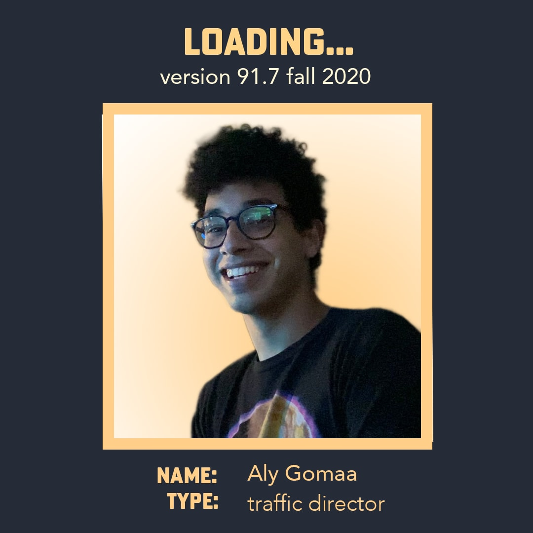 Getting to Know Your Traffic Director: Aly Gomaa by Gonzo
