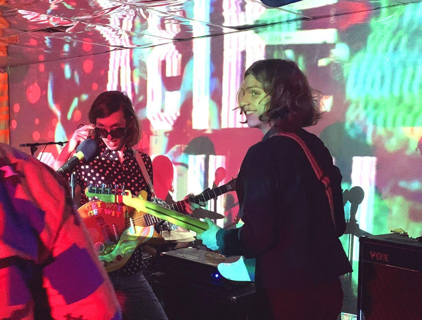 SXSW Snapshot: Acid Carousel at The Electric Church