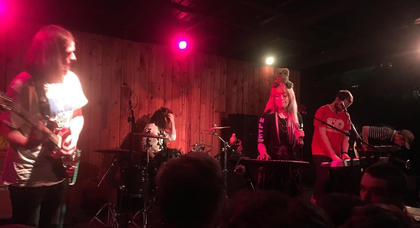 How Kero Kero Bonito Switches Up Their Live Sound