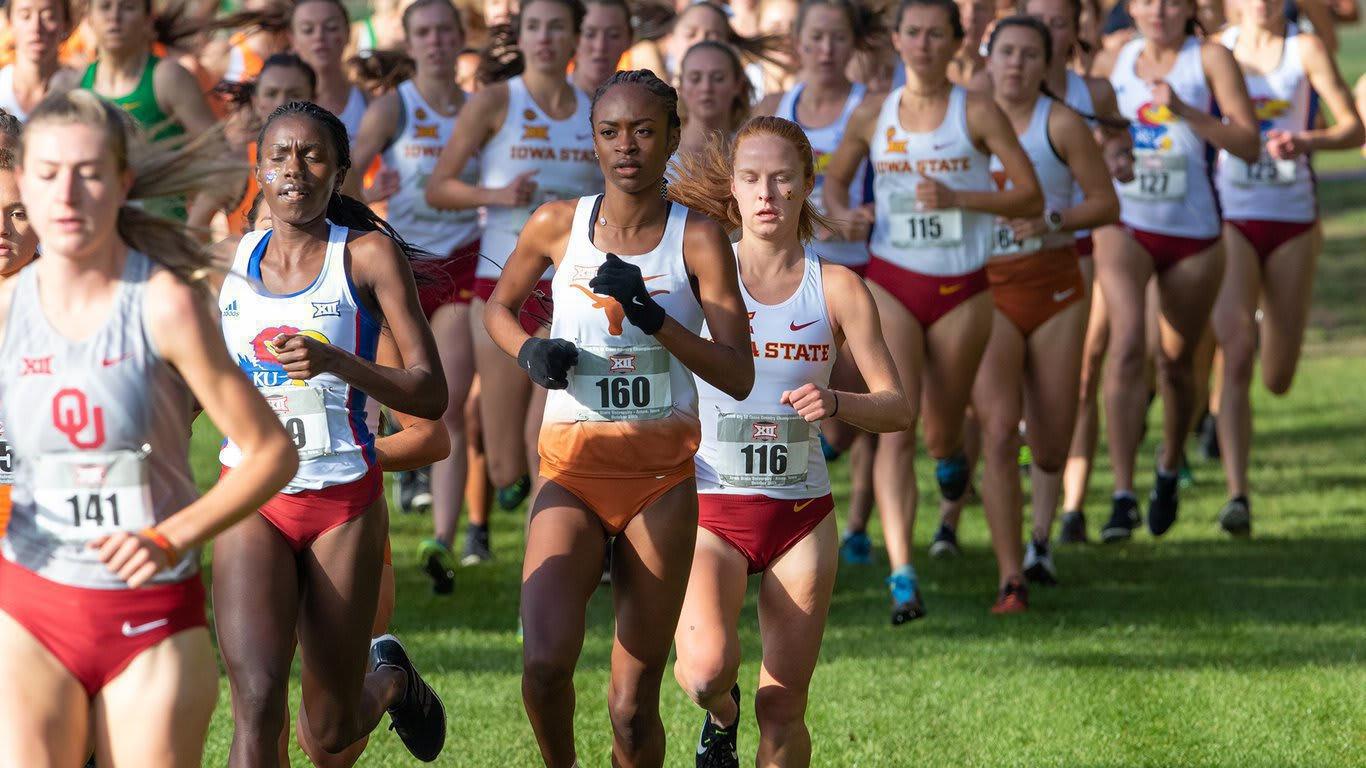 Texas Cross Country Looks Ahead to Regionals and Nationals