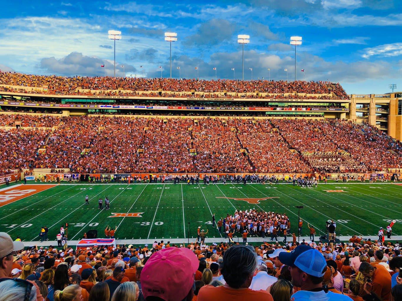 Texas vs. Texas Tech Preview