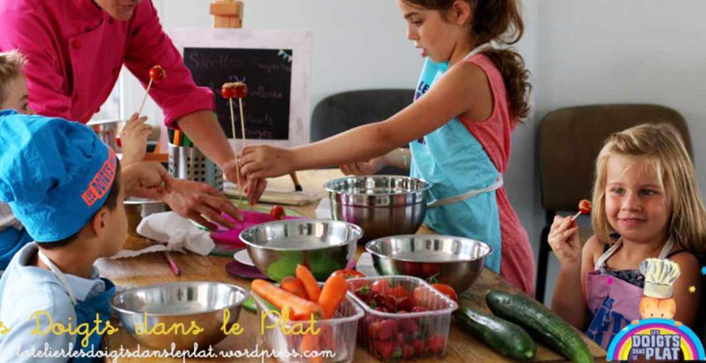 Atelier Cuisine Parent Enfant | Cours De Cuisine Atelier Cueillette Et Cuisine Parent Enfant