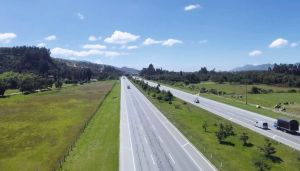 Colombia highway