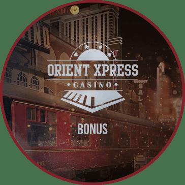 OrientXpress Casino bônus