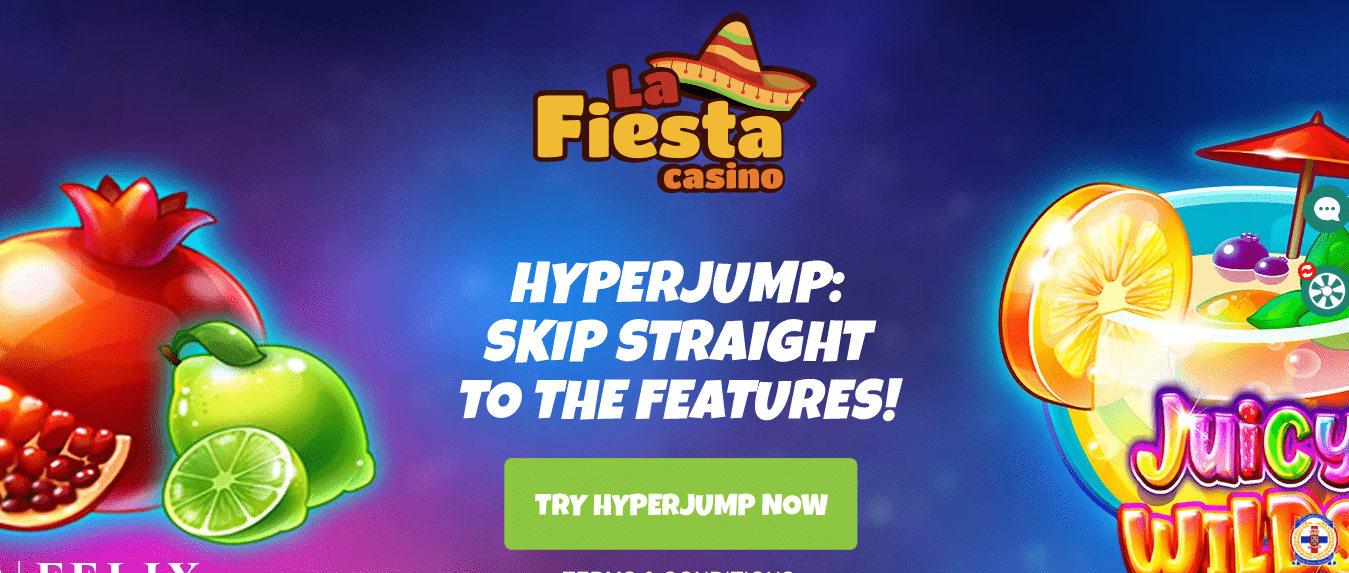 Revisão de La Fiesta Casino
