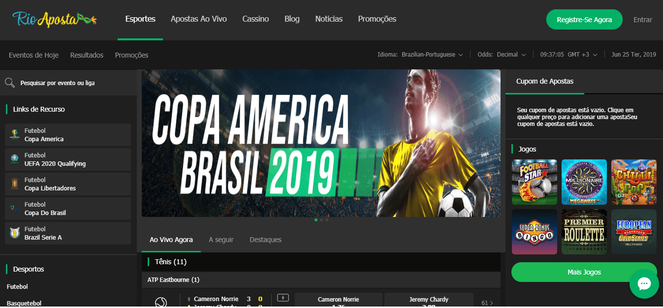 Rio Aposta Casino