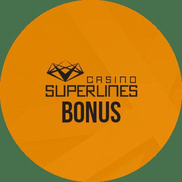 Bônus no Casino SuperLines