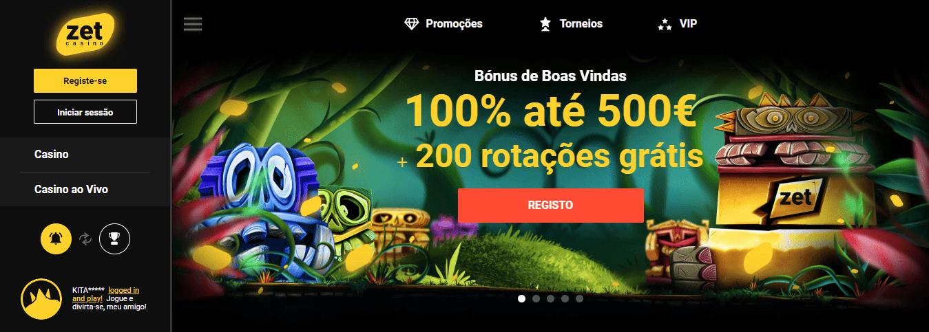 Zet Casino Brasil