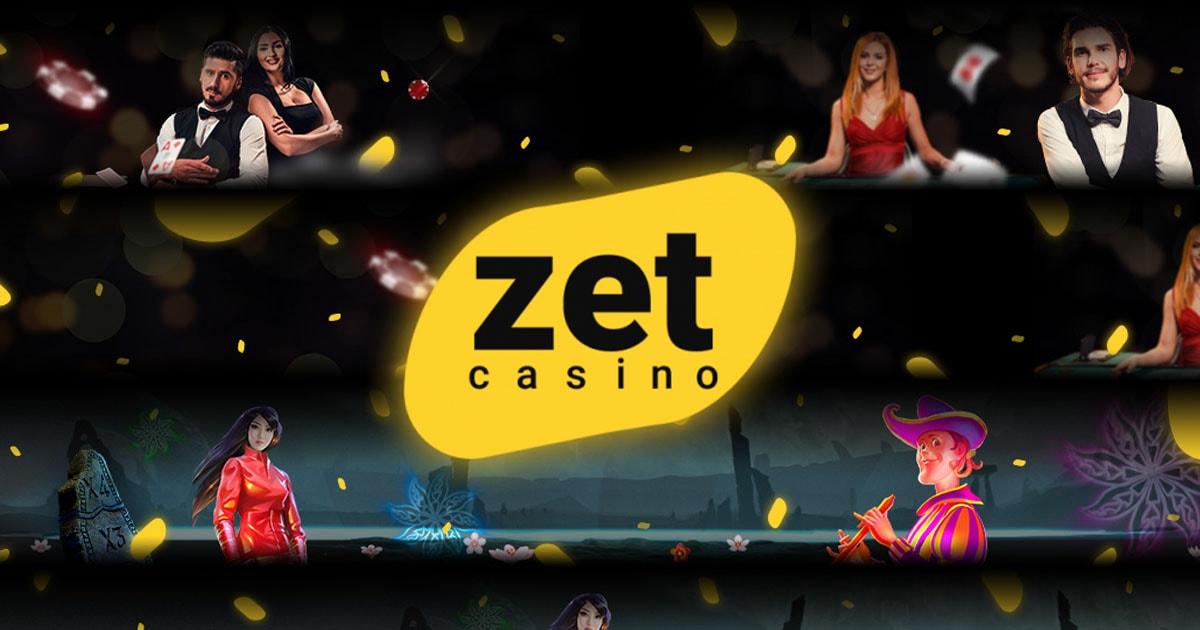 Zet Casino ao vivo