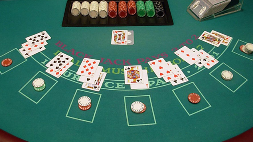 Cartas Blackjack