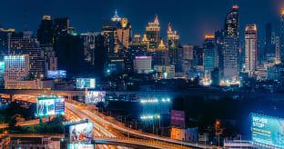 방콕 대표 4개 지역 파헤치기