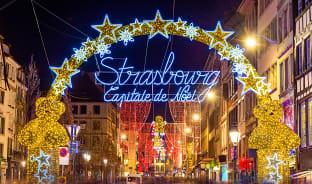 12월, 유럽의 가장 큰 크리스마스 마켓