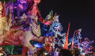 3월, 새해를 맞이하는 축제