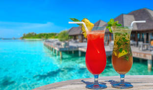 4월, 모히또에서 몰디브 한 잔