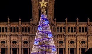 12월, Feliz Natal em Porto