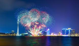 9월, 세계에서 가장 화려한 밤하늘