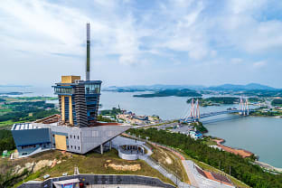 진도타워:사진제공(김지호)-한국관광공사