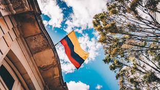 콜롬비아 커피