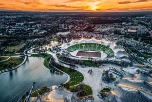 뮌헨 올림픽 경기장