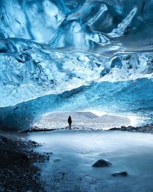 스카프타펠 얼음 동굴