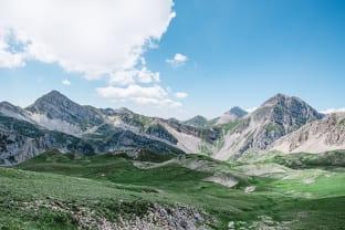 이탈리아 그란사소 국립공원